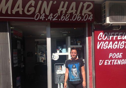 Photo du salon de coiffure Imagin'Hair à Fuveau