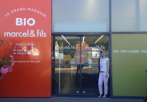 Photo de la moyenne surface Marcel & Fils à Fuveau