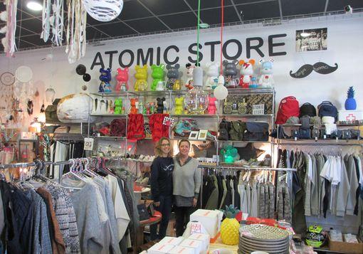 Photo de l'Atomic Store à Venelles