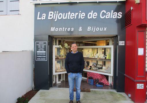 Photo de la Bijouterie de Calas