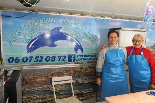 Photo de la poissonnerie Chez Mimi Coquillages