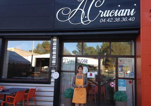 Photo de la boulangerie Cruciani à Gréasque
