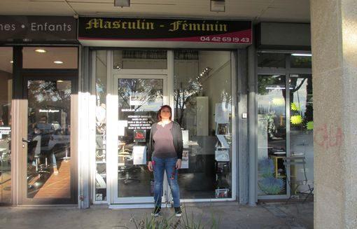 Photo du salon de coiffure Fabienne à Calas