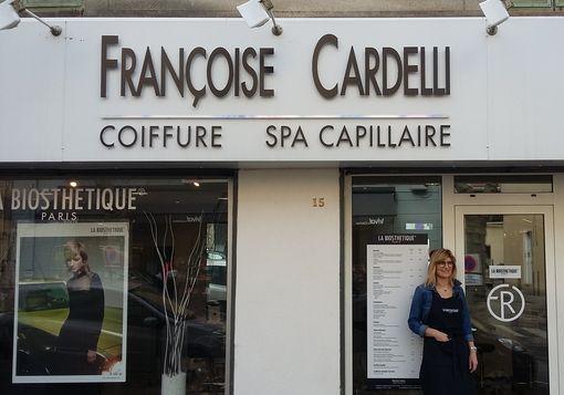 Photo du salon de coiffure Françoise Cardelli à Fuveau