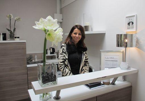 Photo du salon d'esthétique Gloss Studio by Wioletta à Venelles
