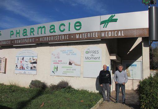 Photo de la Pharmacie des Lauriers à Cabriès