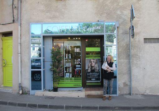 Photo du salon de coiffure Raygine à Cabriès