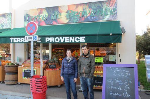 Photo du primeur Terre de Provence à Venelles