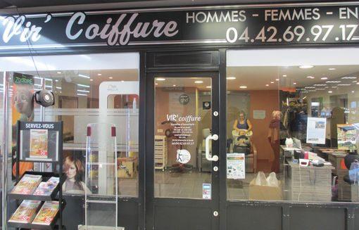 Photo du salon de coiffure VIR' Coiffure à Gréasque